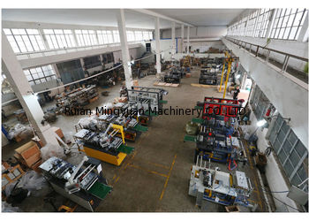 Plastic Lid Thermoforming Machine Workshop