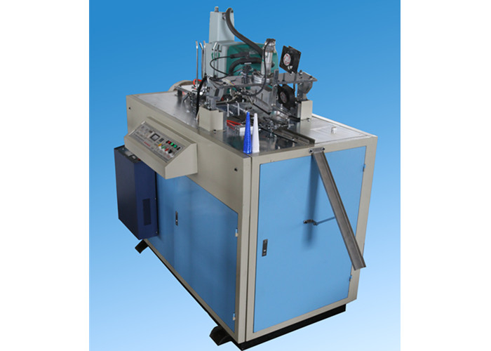 Universal Paper Horn Forming Machine , Paper Horn Making Machine Low Noise Long Lasting