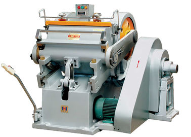 Cina High Performance Paper Die Cutting Machine For Creasing Corrugated Paper Box Distributor
